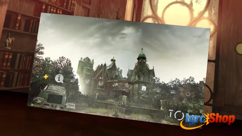 Torn - Exclusive Playstation Content