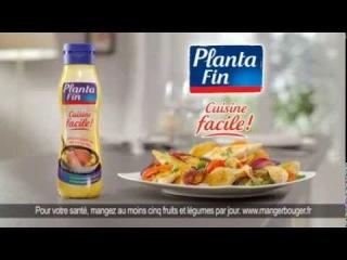 [PUB TV] Planta Fin Cuisine Facile Французская реклама и выдумка-поражают)))