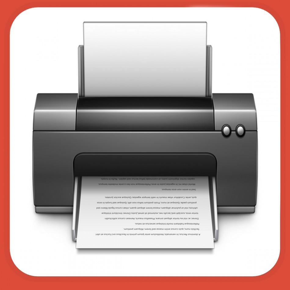 Печать документов картинка