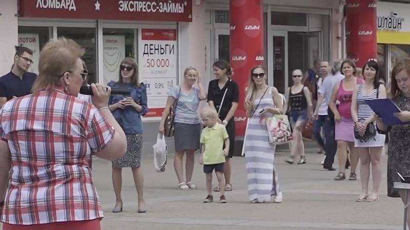 Кавер песни Полины Гагариной «завел» Вологду на «Культурном обеде»