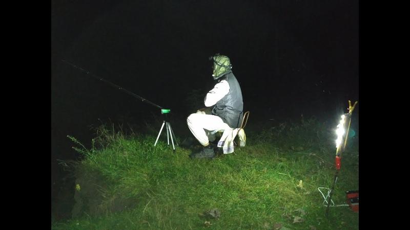 Рыбалка на Турунчуке. В поисках осеннего сазана. Часть 2