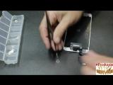 #ProApple #Сервисная мастерская IPhone 6 разбор и замена дисплейного модуля экрана, стекла, тачскрина