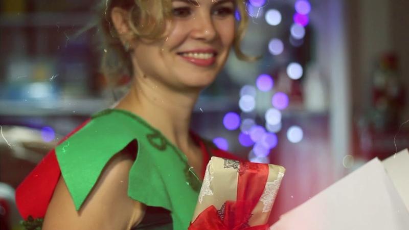 Новый год 2019 в языковой школе Юлии Пащенко