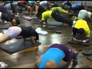 Platinum Fitness Abdomen y resistencia Cardiovascular en la Clase de Entrenamiento