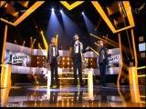 Шоу Голос-Дети Россия  Мальчики поют Тополя