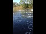Река Протва, Шлюз...