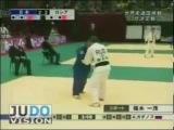 Чемпионат мира по дзюдо 2008, Токио, командное первенство, 3/5 финала, Гаданов Алим-Tatsuaki Egusa