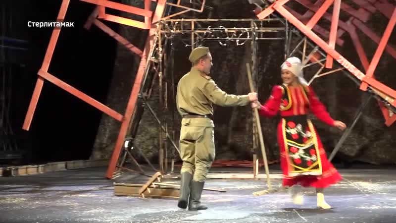 ТЕЛЕКАНАЛ КУЛЬТУРА о премьере спектакля БИҒЫЛЫЙ БЕГЛЫЙ