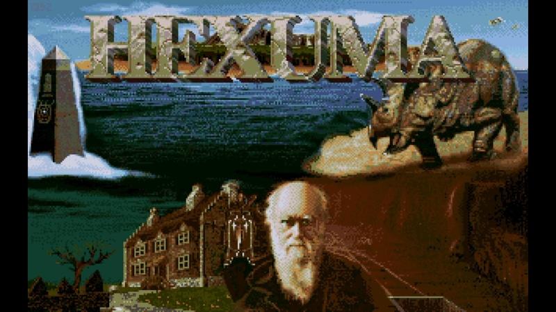 Old School Amiga Hexuma Das Auge Des Kal FULL OST SOUNDTRACK