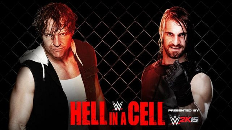 Dean Ambrose vs Seth Rollins