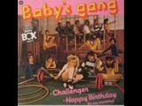 baby,s gang happy birthday