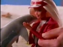 Baywatch Barbie Doll 1994. MATTEL Commercial 1995. Кукла Барби Спасатели Малибу, старая реклама