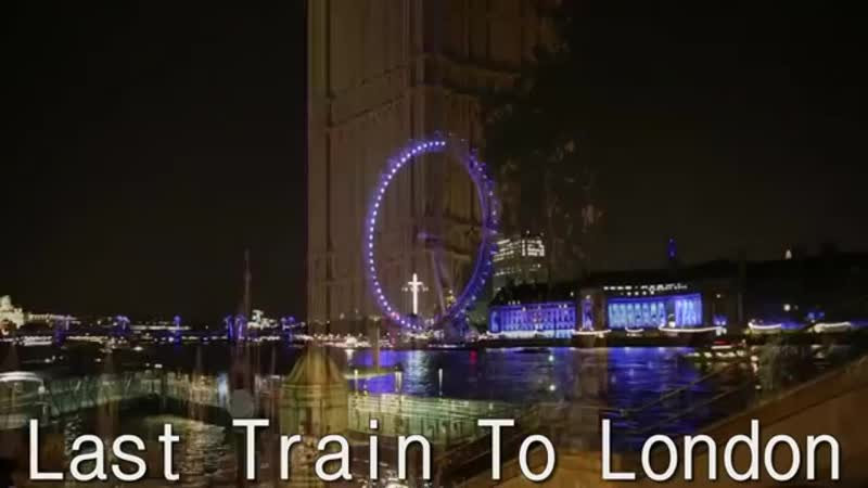 Electric Light Orchestra Last Train To London