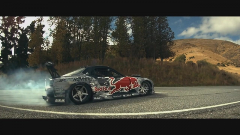 Mad Mike Drifting To Dubstep Mazda RX7