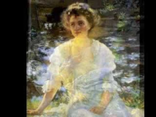 Edmund Charles Tarbell American painter Begin the Beguine Cole Porter