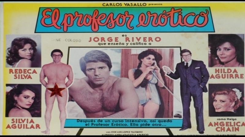 1981 -Profesor Eroticus -LM Delgado -Alfredo Landa Jose Luis Lopez Vazquezis, Rafaela Aparicio