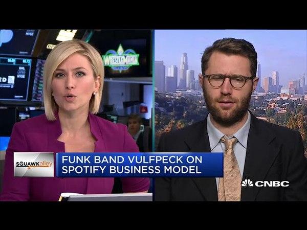 Jack Stratton on Spotify IPO