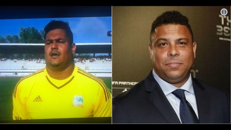 Роналдо серед воротарів – голкіпер збірної Сейшелів став зіркою інтернету через свою форму і курйозний автогол