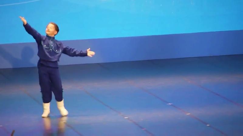 Рутгер Гарехт - танец Пчёлочка златая. Тайвань 2018. ТМТ Щелкунчик.