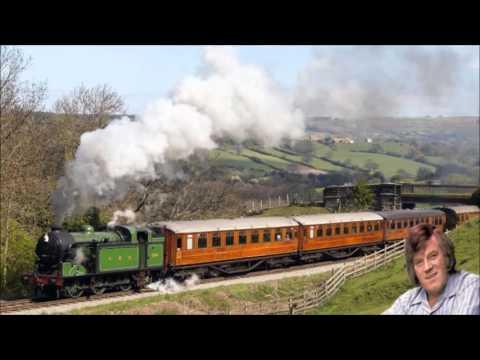 The G N R Steam Train Big Tom McBride with Lyrics