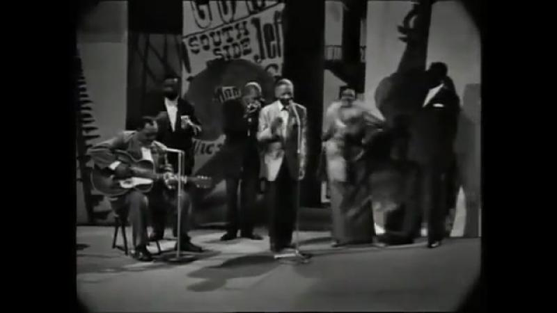 Muddy Waters, Memphis Slim, Willy Dixon, Otis Spann et al Bye Bye Blues 