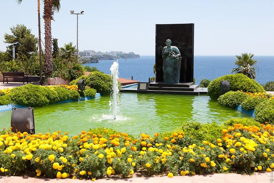 Турция Анталья достопримечательности город