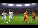 Cristiano Ronaldo & Gareth Bale vs Messi & Neymar 2014 ● Battle Free Kicks ● who wins? | HD