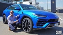 THIS is the New Lamborghini Urus Super SUV TEST DRIVE