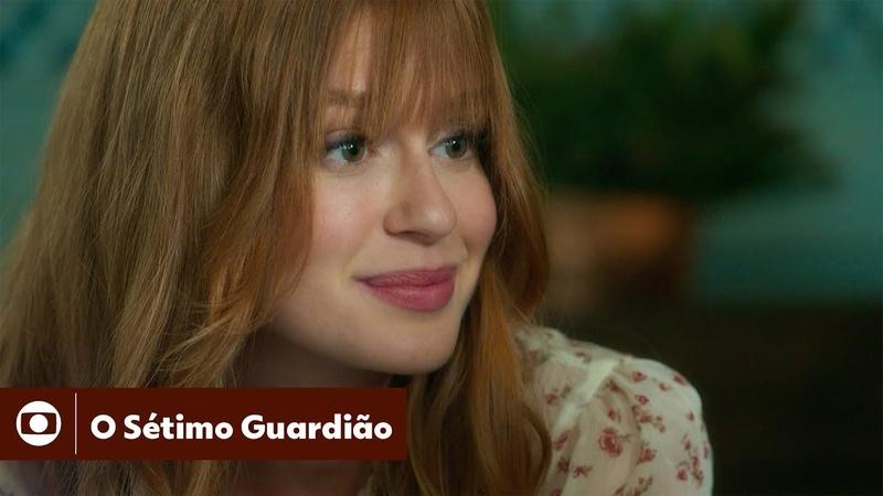 O Sétimo Guardião confira clipe com cenas inéditas da novela