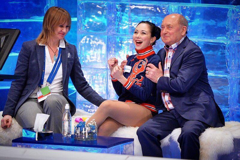 Елизавета Туктамышева -4 & Андрей Лазукин - Страница 50 XVecpfipasA