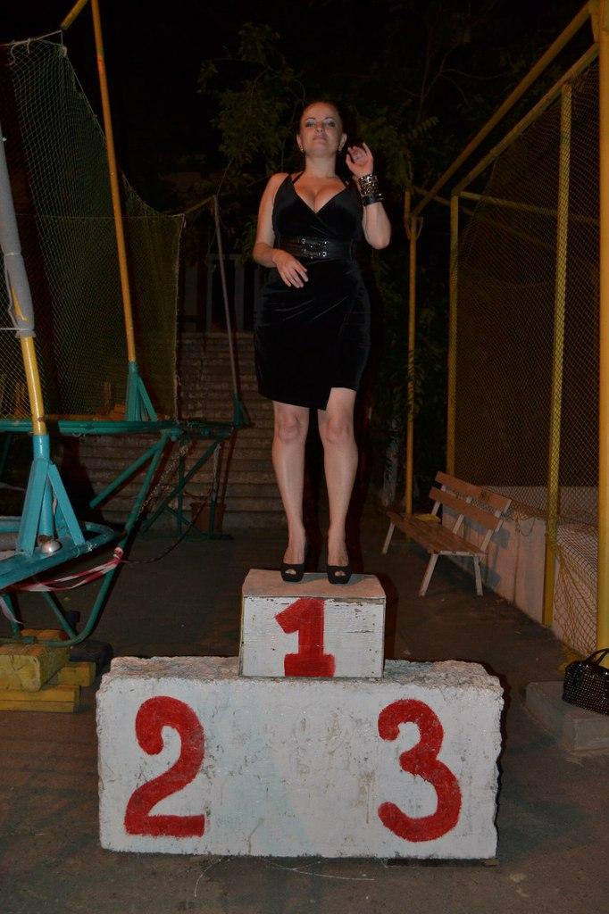 Елена Руденко. Украина. Одесса. Июль 2014. VNh_zBhS2c8