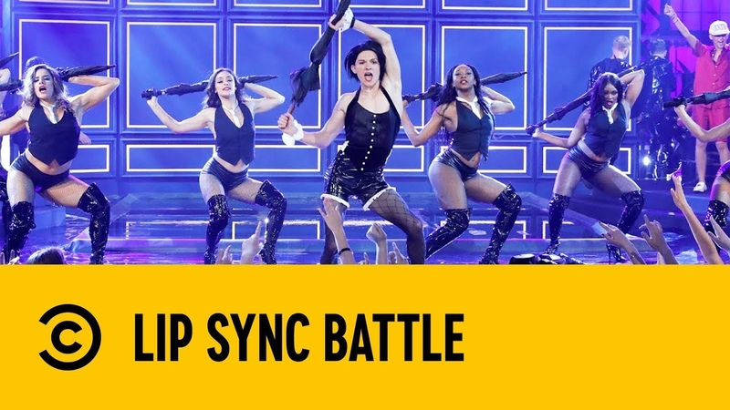 Tom Holland Performs Rihannas Umbrella | Lip Sync Battle