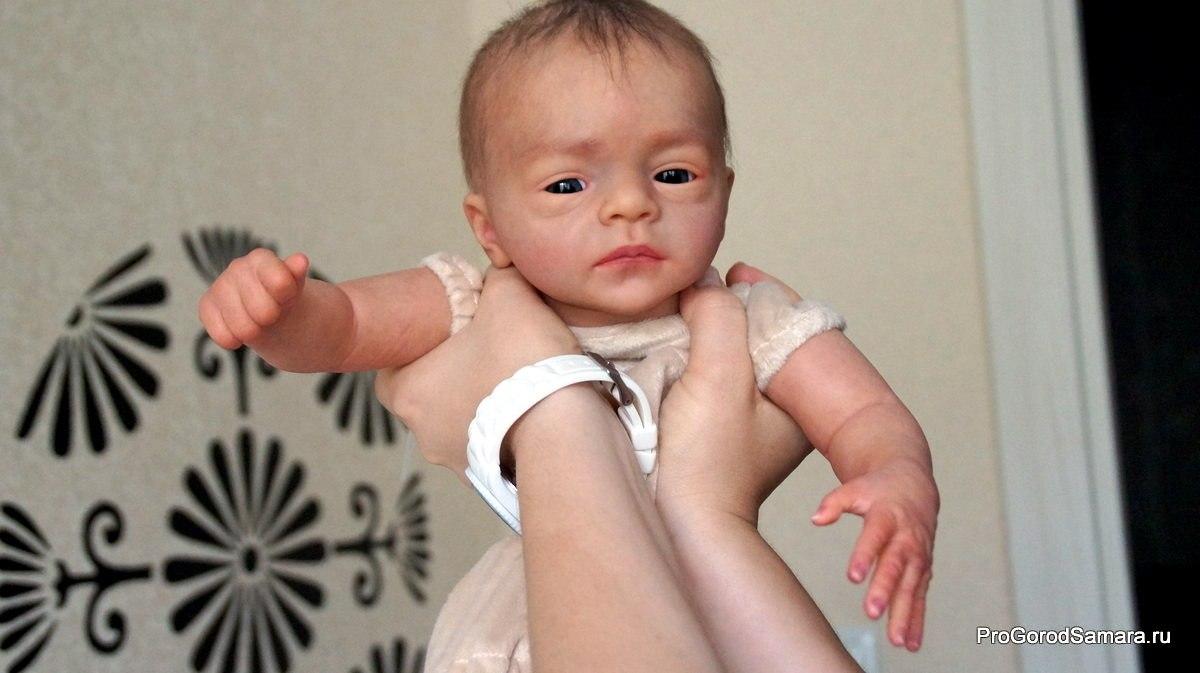 кукла реборн купить самара алина алейникова