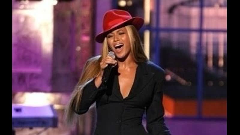 Beyoncé — New York, New York (@ AFI Life Achievement Award 2003)