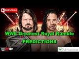 WWE Greatest Royal Rumble WWE Championship AJ Styles vs Shinsuke Nakamura Predictions WWE 2K18