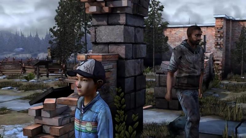 The Walking Dead Прохождение На Русском 10 — СЕЗОН 2 ЭПИЗОД 4