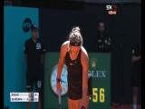 Крунич-Азаренко.R1. Mutua Madrid Open 2018