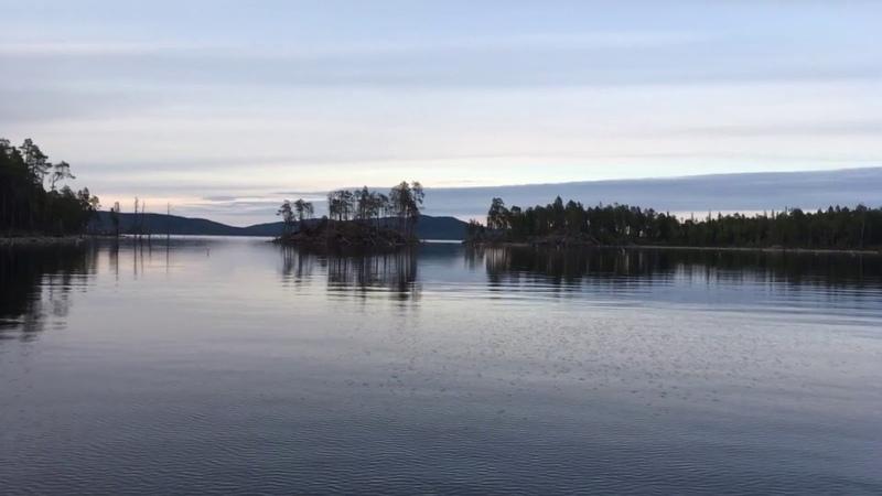 озеро Пяозеро