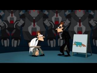Финес и Ферб: Покорение второго измерения / Phineas and Ferb the Movie: Across the 2nd Dimension (2011) Испанский трейлер