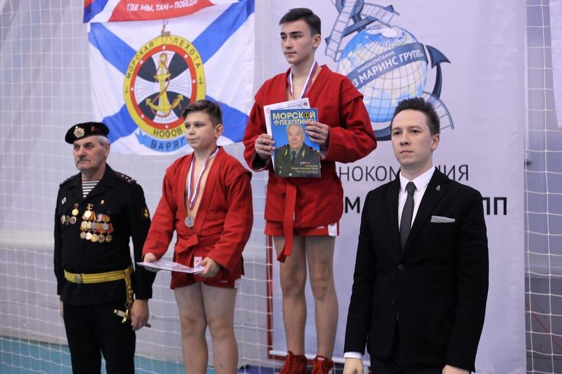 Турнир по боевому и спортивному самбо прошел в Нижнем Новгороде
