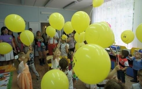 в Таганроге на базе школы № 12 открылся новый детский сад «Лучик», рассчитанный на посещение 35 детей.