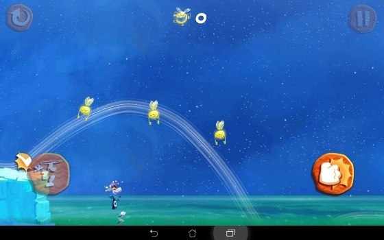 Скачать Rayman Fiesta Run на android