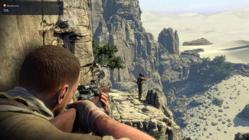 Sniper Elite 3 Часть 2 смотреть онлайн без регистрации