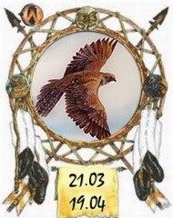 Индейский гороскоп - Сокол с 21 марта по 19 апреля