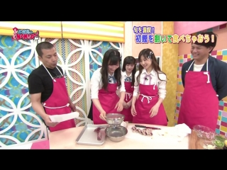 180515 Tenjiku Nezumi no NAMBA ka! #12 (Hayashi Momoka, Kawakami Chihiro, Nishizawa Rurina)
