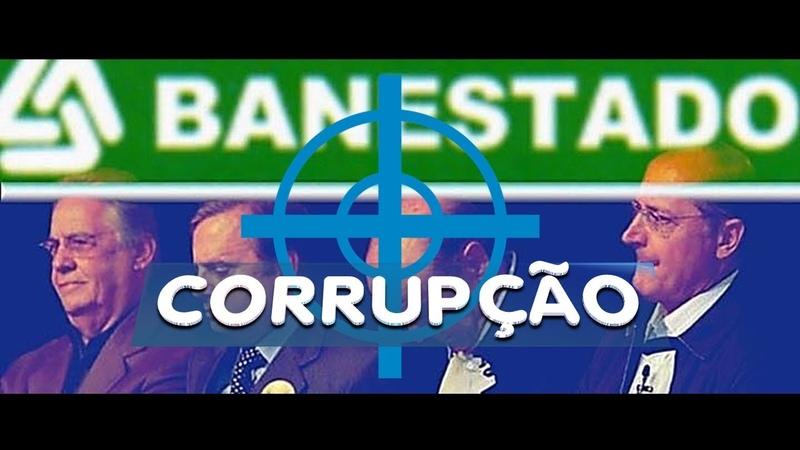 Caso Banestado - A Corrupção sob Tutela da Lei