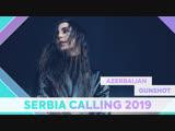Azerbaijan Lykke Li Gunshot (Serbia Calling 2019)