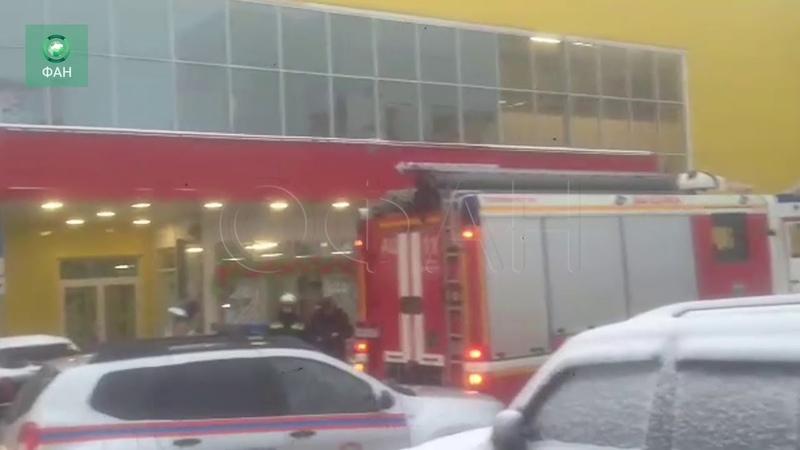 ТЦ Карусель в Петербурге эвакуировали из-за угрозы взрыва