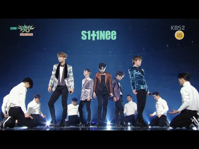 SHINee 샤이니_Tell Me What To Do_KBS MUSIC BANK_2016.11.25