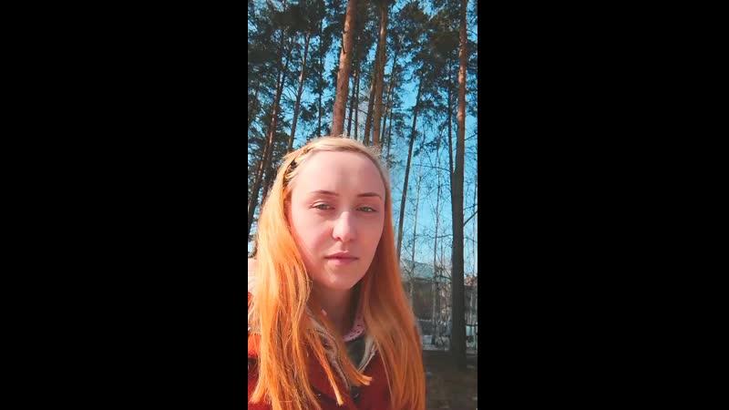 Ю.Левитанский Каждый выбирает для себя - читает Краморенко Света